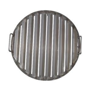 Carbonera de acero para Cilindro