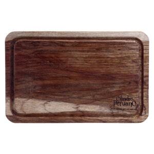 Tabla parrillera de madera